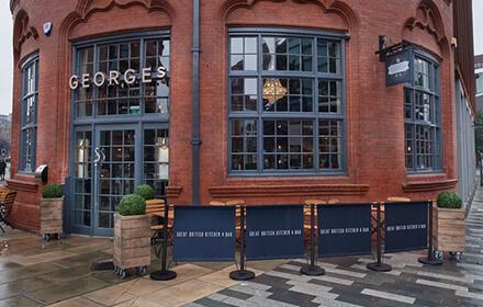 George's Great British Kitchen One