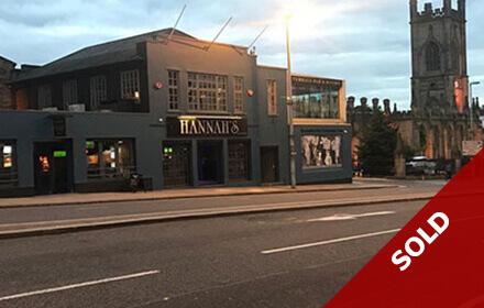 Hannah's Bar - Sold