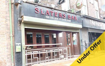 Slater's Bar - Under Offer